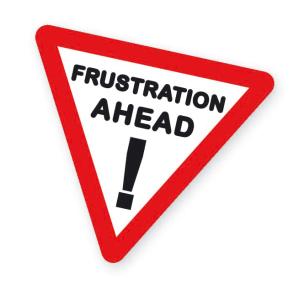frustration-ahead